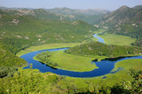 Lake Skadar National Park: Crnojevica River, Montenegro