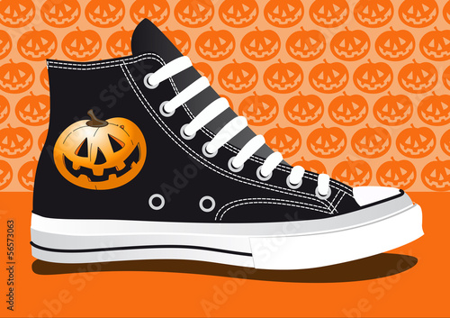 ZAPATILLAs Halloween