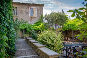 Place au calme, Carcassonne