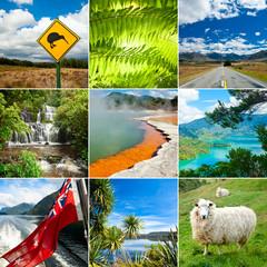 New Zealand set