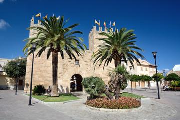 Porte d'Alcudia, Majorque