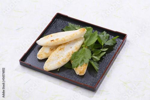 笹かまぼこ・日本の食材