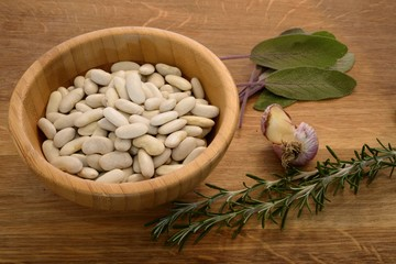White bean cannellini