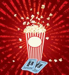 popcorn admit