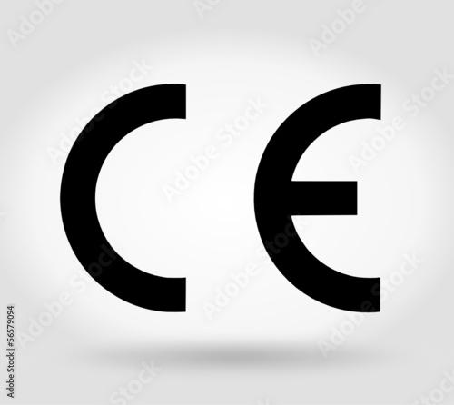 Logo : CE
