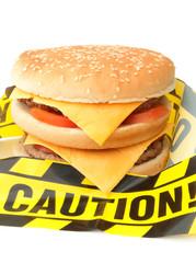 Unheatlhy fast food