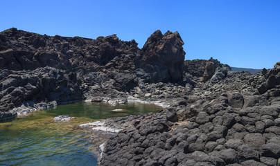Laghetti delle ondine, Pantelleria