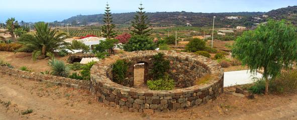 Jardin, Pantelleria