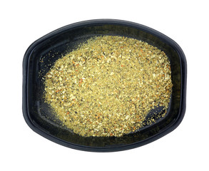 Garlic Herb Seasoning Tray Top View