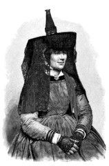 Woman - Folklore - 19th century