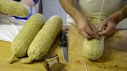 Pestàt di Feagne Pestato di Fagagna Prodotti tipici del Friuli
