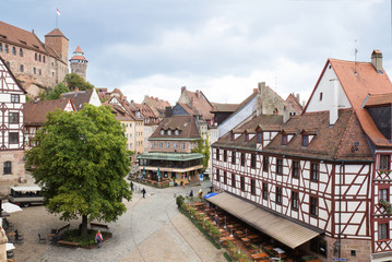 Νuremberg in Germany