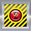 Alarm schwarz gelb rot 2