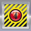 Alarm schwarz gelb rot 4