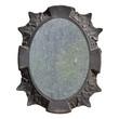 vintage frame leaf pattern