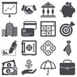 Finance icons