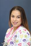 Portrait Female Heath Care Professional poster