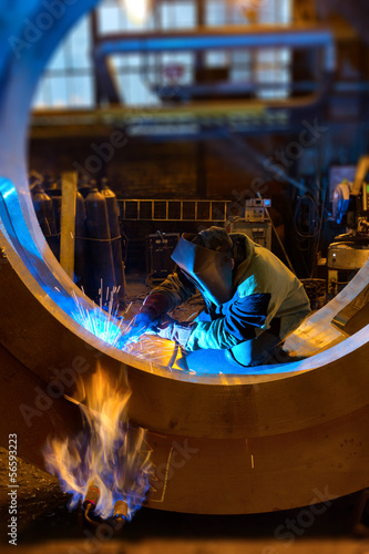 Work product of foundry processes