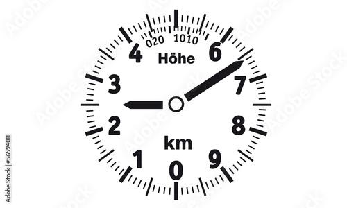 höhenmesser - 56594011