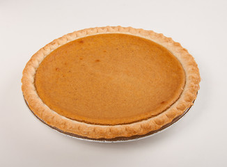 Festive Pumpkin Pie