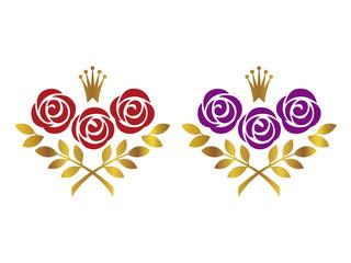 バラの紋章