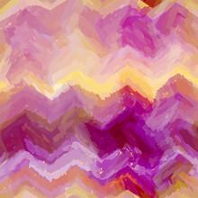 Grunge rayé et taché ondulé, seamless horizontale