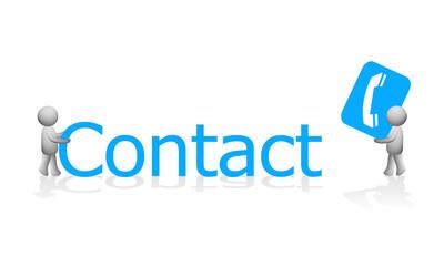 3D - Contact