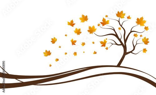stickers barnrum träd
