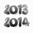 Year 2013 2014 3D