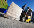 transport logistique - magasinier cariste