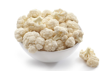 cauliflower in bowl