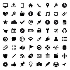 Modern Web Icon-Set