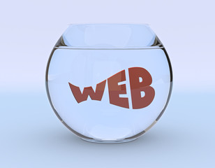 concept of safe web surfing