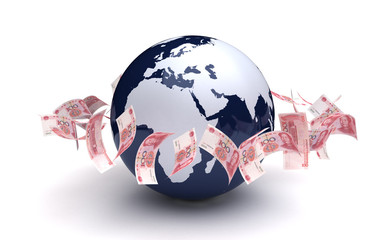 Global Business Yuan Currency