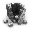 steel blocks