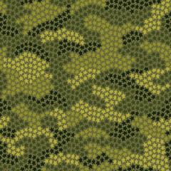 Stars camouflage