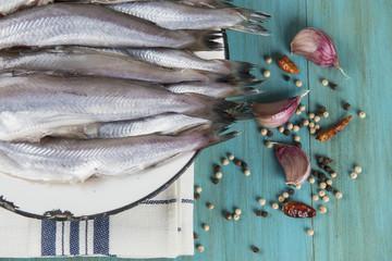 Pescado para la cena