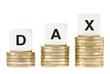 DAX Frankfurt Stock Exchange Share Index on Coin Stacks