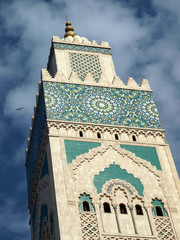 Hassan II Moschee Casablanca