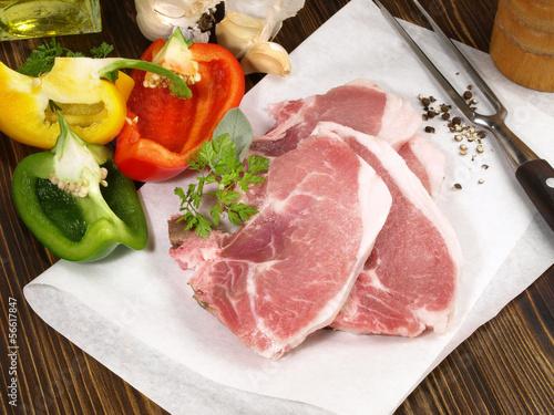 Iberisches Schweinefleisch