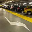 geparkte Autos in der Tiefgarage - 56618639