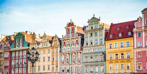 Wroclaw City center,