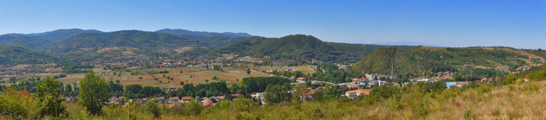 Grdelica Panorama