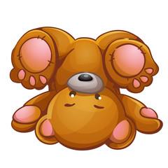 Children's illustration Bears.