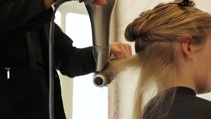 Professionell Haare fönen, Modernes Haardesign