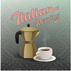 caffe italian style