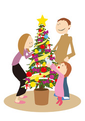 family_ChristmasTree