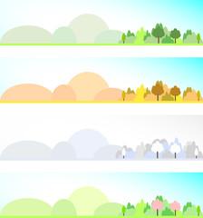 自然と四季
