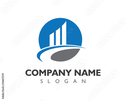 Finance Logo Template