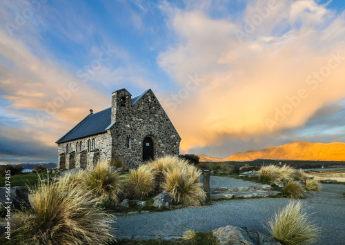 church of the good shepherd New Zealand